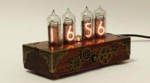 ретро часы в подарок в стиле SteamPunk