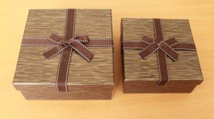 Подарочная упаковка для часов
