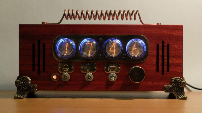 Ламповое FM радио